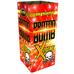Proton Bomb Extreme Barrage