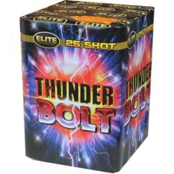 Thunder Bolt Barrage