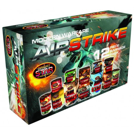 Air Strike Barrage 12 Box