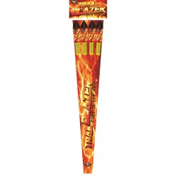 Trail Blazer Rockets 4 Pack