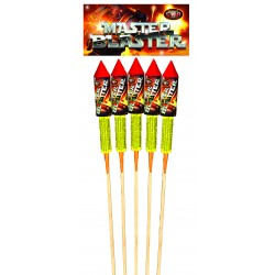 Master Blaster Rocket 5 Pack
