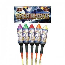 Warhawk 1.3g Rocket 5 Pack