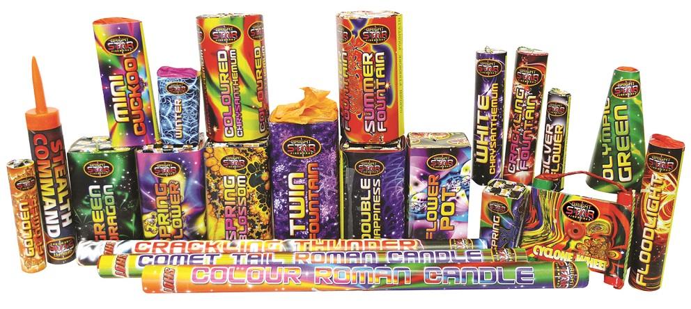 Bonfire Selection Box
