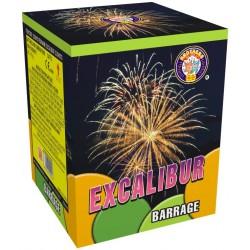 Excalibur 25 Shot Barrage