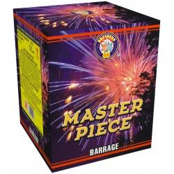 Master Piece 25 Shot Barrage
