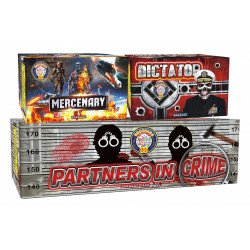 Partners in Crime Barrage Pack