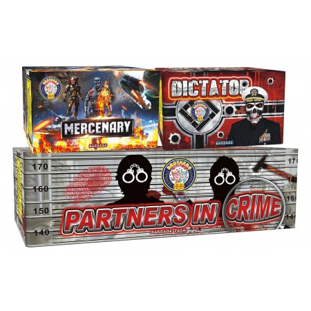 Partners in Crime a twin pack 1.3G