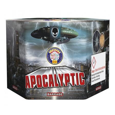 Apocolyptic 1.3G 19 shot barrage