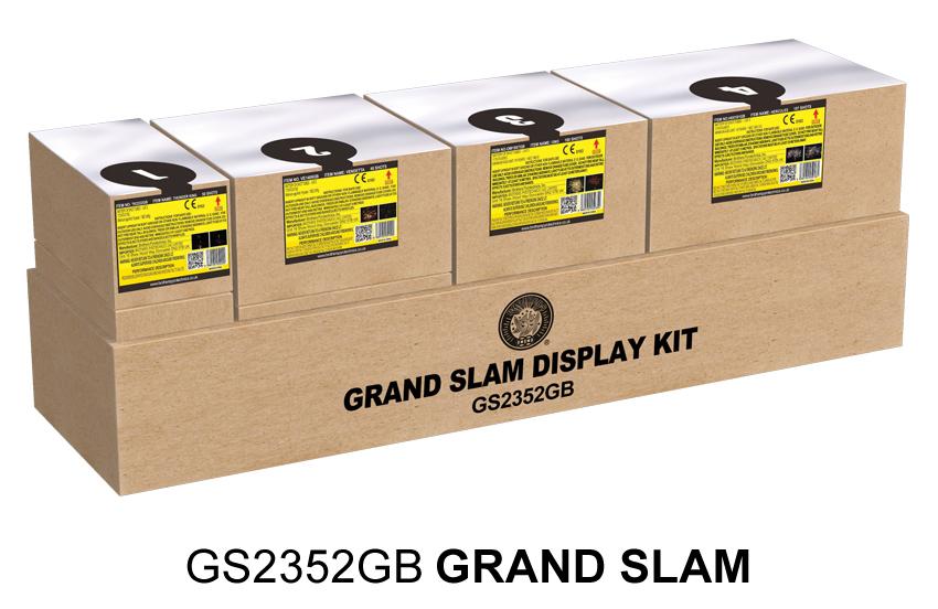 Grand Slam Display Kit Last One !!