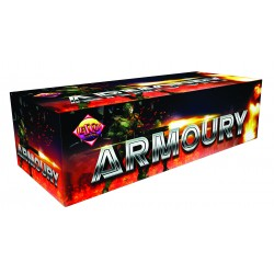 The Armoury Crate Barrage Pack