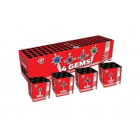 4 Gems Barrage Pack