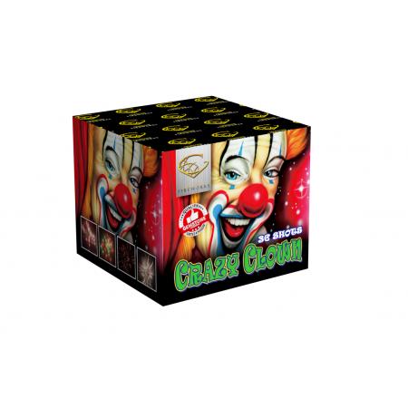 Crazy Clown 36 Shot Barrage 1.3g