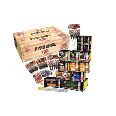 Pyro Show Crate Kit 1.3g