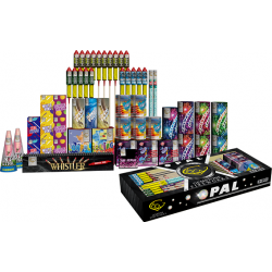 Opal 54 Fireworks Selection Box Only 2 left