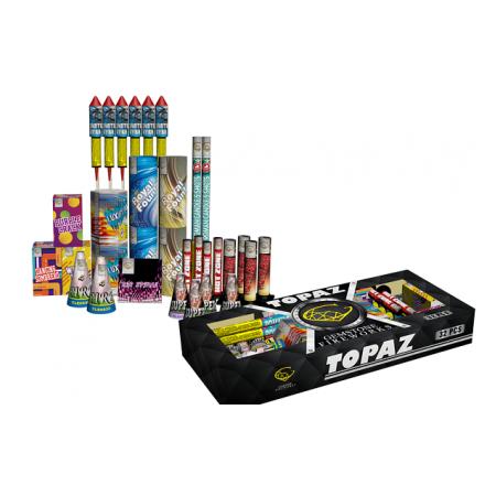 Topaz 32 Firewoks Selection Box