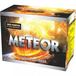 Meteor Barrage