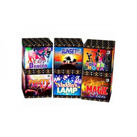 Magic 6 Barrage Pack only 1 Left !!!!