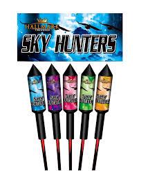 Sky Hunter Rocket 5 Pack