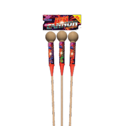 Ion Cannon 1.3g Rockets 3 Pack