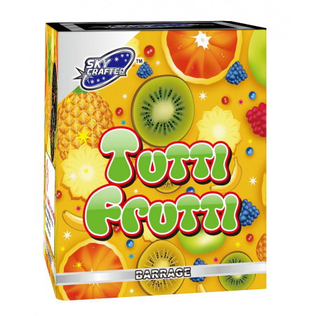 Tutti Fruitti Barrage