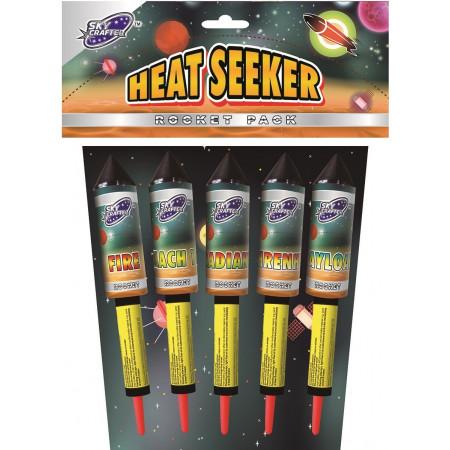HeatSeeker 1.3g Rocket Pack