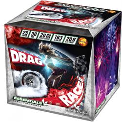 Drag Racer 25 Shot Barrage