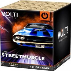 Street Muscle 25 Shot Barrage