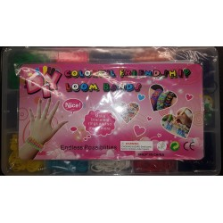 Colorful Friendship Loom Bands