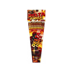 Delta Force Rocket 10 Pack