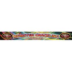 Monster Crackling Sparklers 14