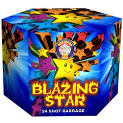 Blazing Star Barrage