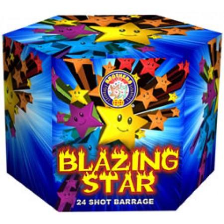 Blazing Star Barrage