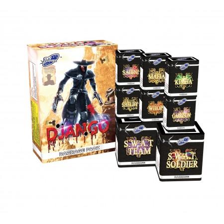 Django Barrage Pack
